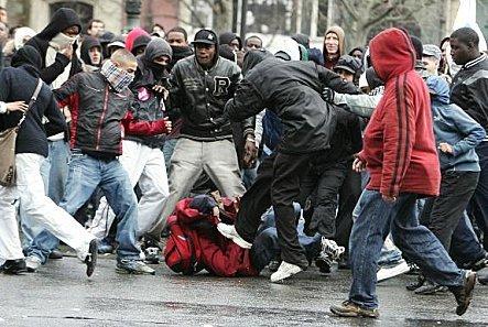 Violence Urbaine : La Dérive des LACHES ! VIOLENCE-URBAINE
